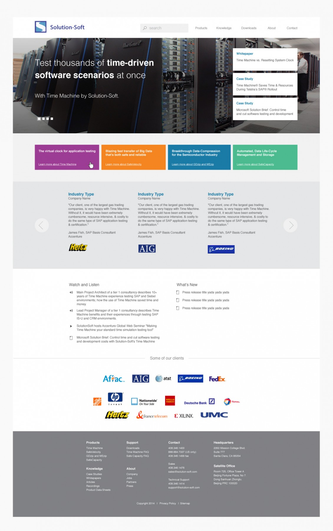 SS-Homepage
